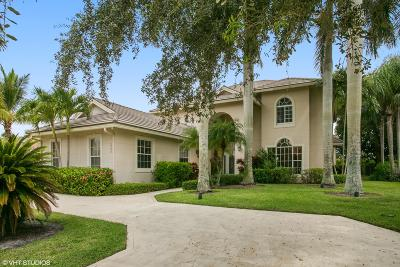 West Palm Beach Single Family Home For Sale: 2580 Tecumseh Drive