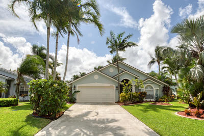 Jupiter Single Family Home Contingent: 6430 Drake Street