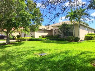 Port Saint Lucie Single Family Home For Sale: 580 NW Waverly Circle