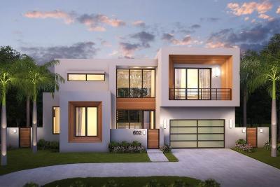 Delray Beach Single Family Home For Sale: 602 NE 8th Avenue