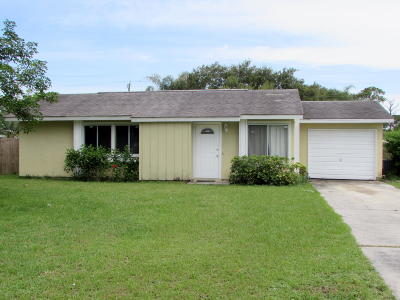 Vero Beach Single Family Home For Sale: 711 24th Place SW