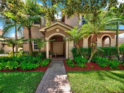 Martin County, Palm Beach County Single Family Home For Sale: 132 Via Veracruz