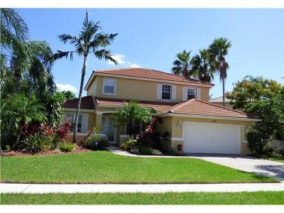 Miramar Single Family Home For Sale: 3721 SW 147 Avenue
