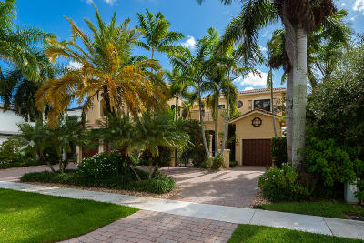 Boca Raton Single Family Home For Sale: 17694 Circle Pond Court