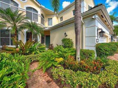 Palm Beach Gardens Condo For Sale: 107 Palm Point Circle #B