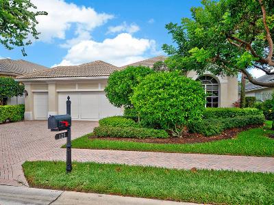 Palm Beach Gardens Single Family Home For Sale: 125 Banyan Isle Drive