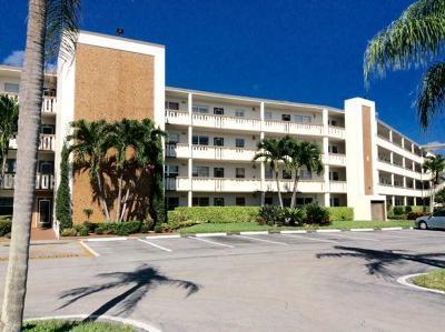 Boca Raton Condo For Sale: 3005 Hythe A #3005