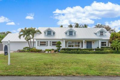 Boynton Beach Single Family Home For Sale: 3615 SE 2nd Street