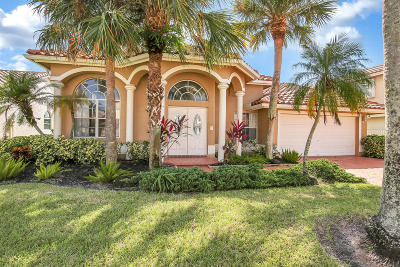 Boca Raton Single Family Home For Sale: 10832 Tea Olive Lane