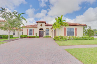 Lake Worth Single Family Home For Sale: 7449 Pochard Court