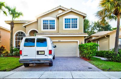Boynton Beach Single Family Home For Sale: 12613 Colony Preserve Drive