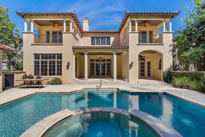 Jupiter Single Family Home For Sale: 510 Bald Eagle Drive