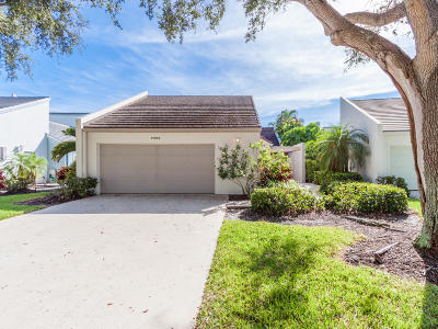 Jupiter Single Family Home For Sale: 17012 Traverse Circle