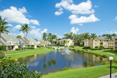 Boca Raton Condo For Sale: 6355 La Costa Drive #F