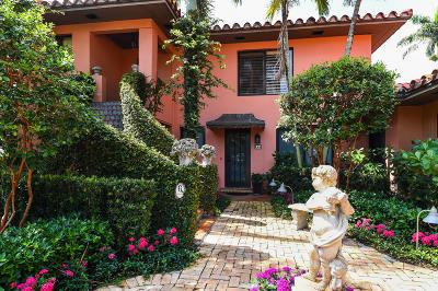 Palm Beach Rental For Rent: 226 Chilean Avenue #4