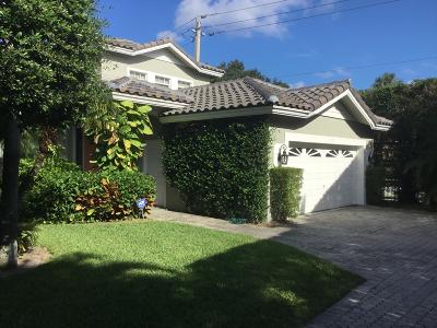 West Palm Beach Single Family Home For Sale: 2193 Regents Circle