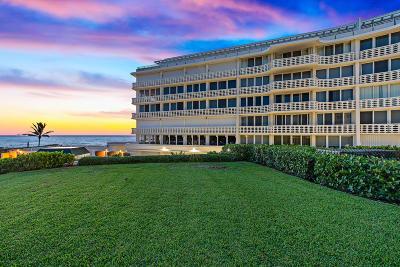 Palm Beach Rental Contingent: 100 Sunrise Avenue #208