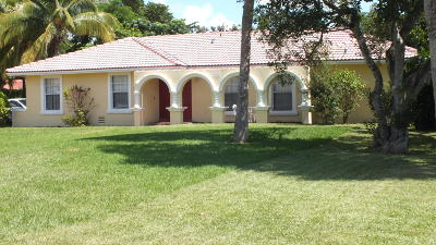 Coconut Creek Single Family Home For Sale: 2220 NW 41st Avenue