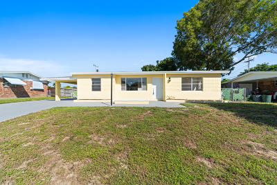 Single Family Home For Sale: 3547 Dunes Road
