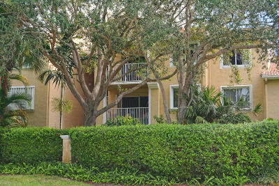 Tequesta Condo For Sale: 284 Village Boulevard #9204