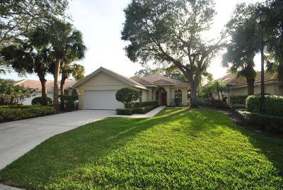 Palm Beach Gardens Rental For Rent: 110 Winter Club Court