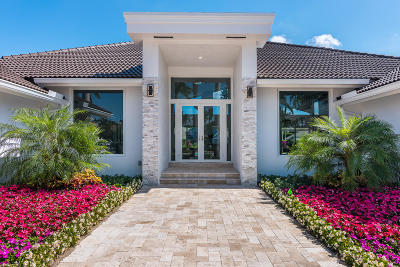 Boca Raton Single Family Home For Sale: 7678 Stonehaven Lane