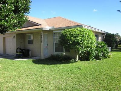 Boynton Beach Single Family Home For Sale: 10417 Boynton Place Circle