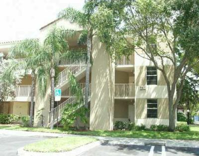 Coral Springs Condo For Sale: 8280 NW 24th Street