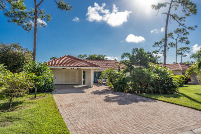 Boynton Beach Single Family Home For Sale: 4018 Shelldrake Lane