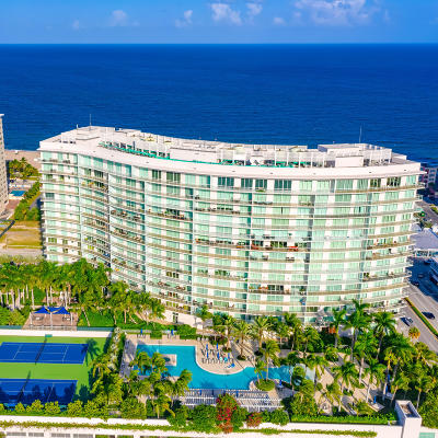Pompano Beach Condo For Sale: 1 Ocean Boulevard #603