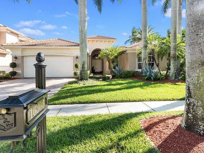 Delray Beach Single Family Home For Sale: 16366 Braeburn Ridge Trail