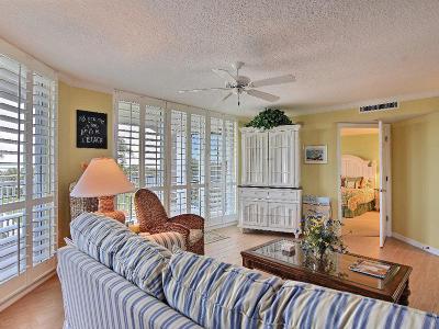 Hutchinson Island Condo For Sale: 5051 A1a #3-6