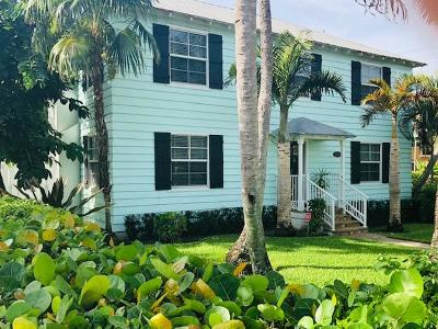 Broward County, Palm Beach County Rental For Rent: 1102 Miramar Drive