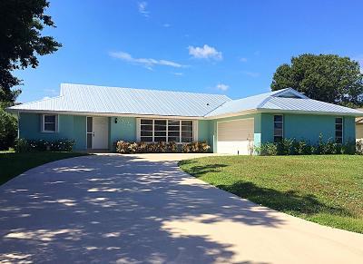 Port Saint Lucie Single Family Home For Sale: 2120 SE Addison Street