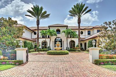 Mizner Court, Mizner Court Cond I, Royal Palm Yacht & Cc, Royal Palm Yacht & Country Club, Royal Palm Yacht And Country Club, Royal Palm Yacht And Country Club Sub In Pb 26 Pgs, Royal Palm Yacht And Country Club Subdivision Single Family Home For Sale: 380 E Coconut Palm Road