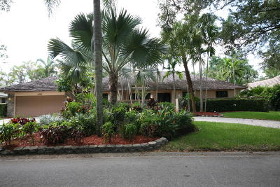 Coral Springs Single Family Home For Sale: 488 NW 104th Avenue