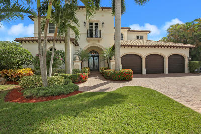 Boca Raton FL Single Family Home For Sale: $1,767,000