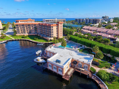 Palm Beach County Condo For Sale: 2871 Ocean Boulevard #M538