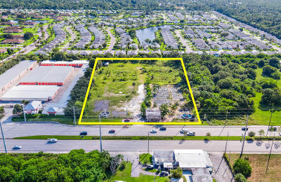 Fort Pierce Residential Lots & Land For Sale: 5990 S Us Highway 1