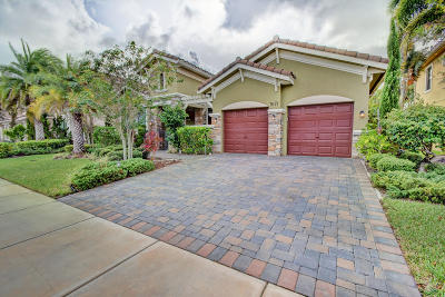 Parkland Single Family Home For Sale: 7671 Red Bay Lane