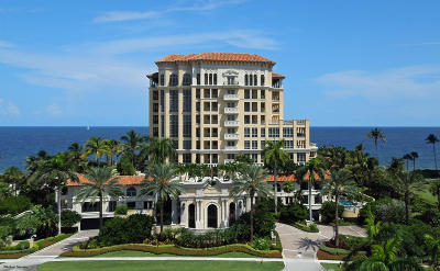 Palm Beach County Condo For Sale: 400 S Ocean Boulevard #R-27
