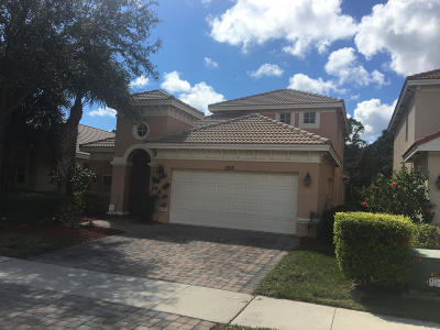 Hobe Sound Single Family Home For Sale: 5816 SE Crooked Oak Avenue