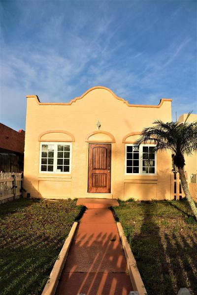 Lake Worth, Lakeworth Single Family Home Contingent: 513 S K Street