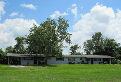 Okeechobee Multi Family Home For Sale: 3262 SW 4th Avenue