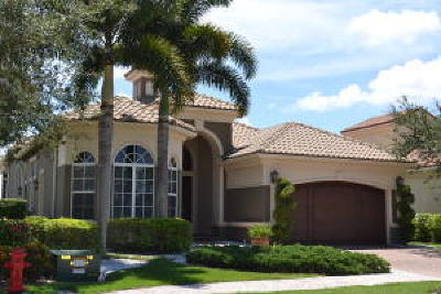 Port Saint Lucie Single Family Home For Sale: 134 SE Bella Strano