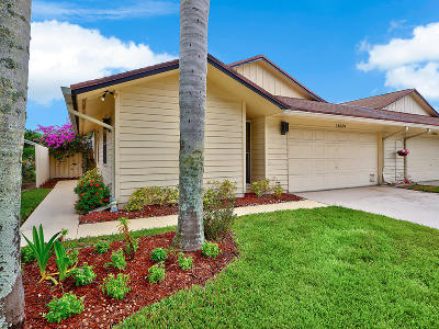 Hobe Sound Single Family Home For Sale: 12629 SE Cascades Court