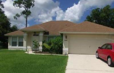 Port Saint Lucie FL Single Family Home Contingent: $229,000