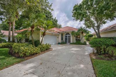 Palm Beach Gardens Single Family Home For Sale: 180 E Tall Oaks Circle