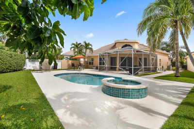 West Palm Beach Single Family Home For Sale: 3056 El Camino Real