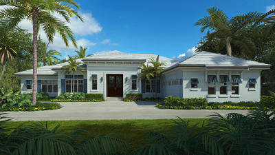 Palm Beach Gardens Single Family Home For Sale: 13140 Sabal Chase Drive